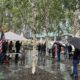流亡美国的政庇者与美国爱国者们共同呼吁拜登政府勿学中共打压说真话者